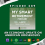 Artwork for Ep 289: An Economic Update on American Households