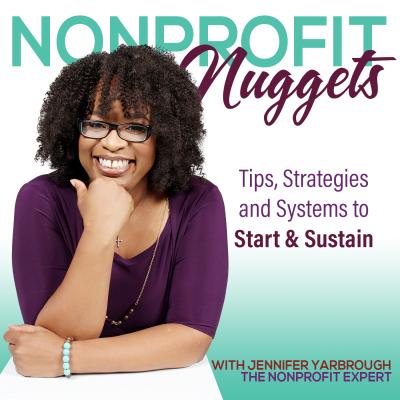 NonProfit Nuggets with Jennifer Yarbrough show image