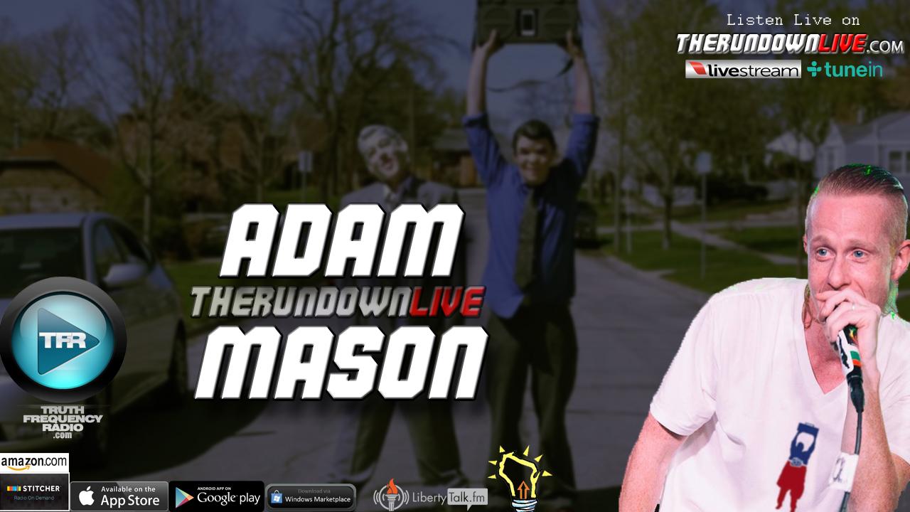 The Rundown Live #497 Adam Mason (Stypes,Human Psyche,Accountability)