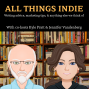 Artwork for Interview with Indie Author Ann Charles