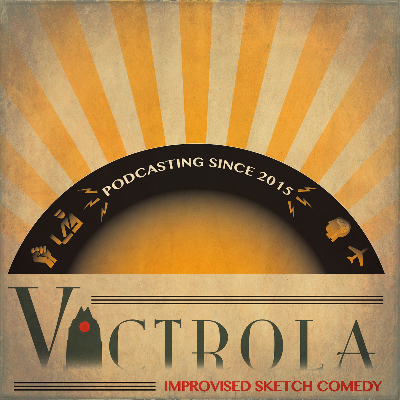 Artwork for Victrola! Episode 6!