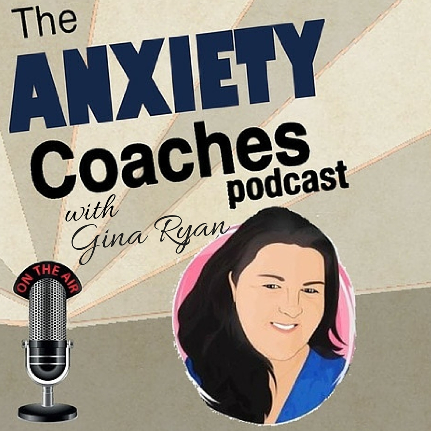 The Anxiety Coaches Podcast   show art