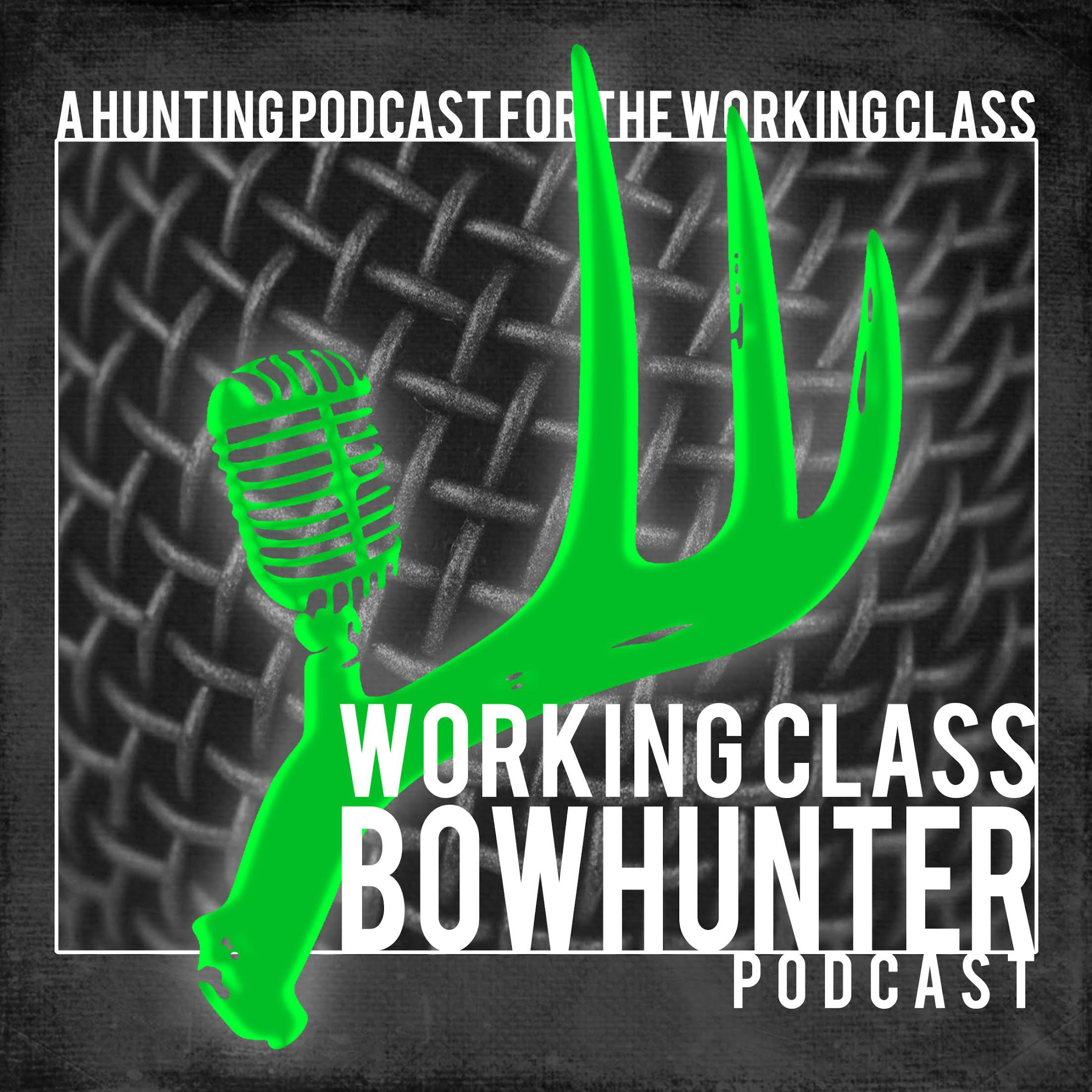 Working Class Bowhunter show art