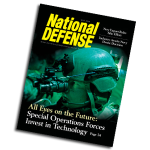 Artwork for Equipment Needs for Special Operations Command - May 2014