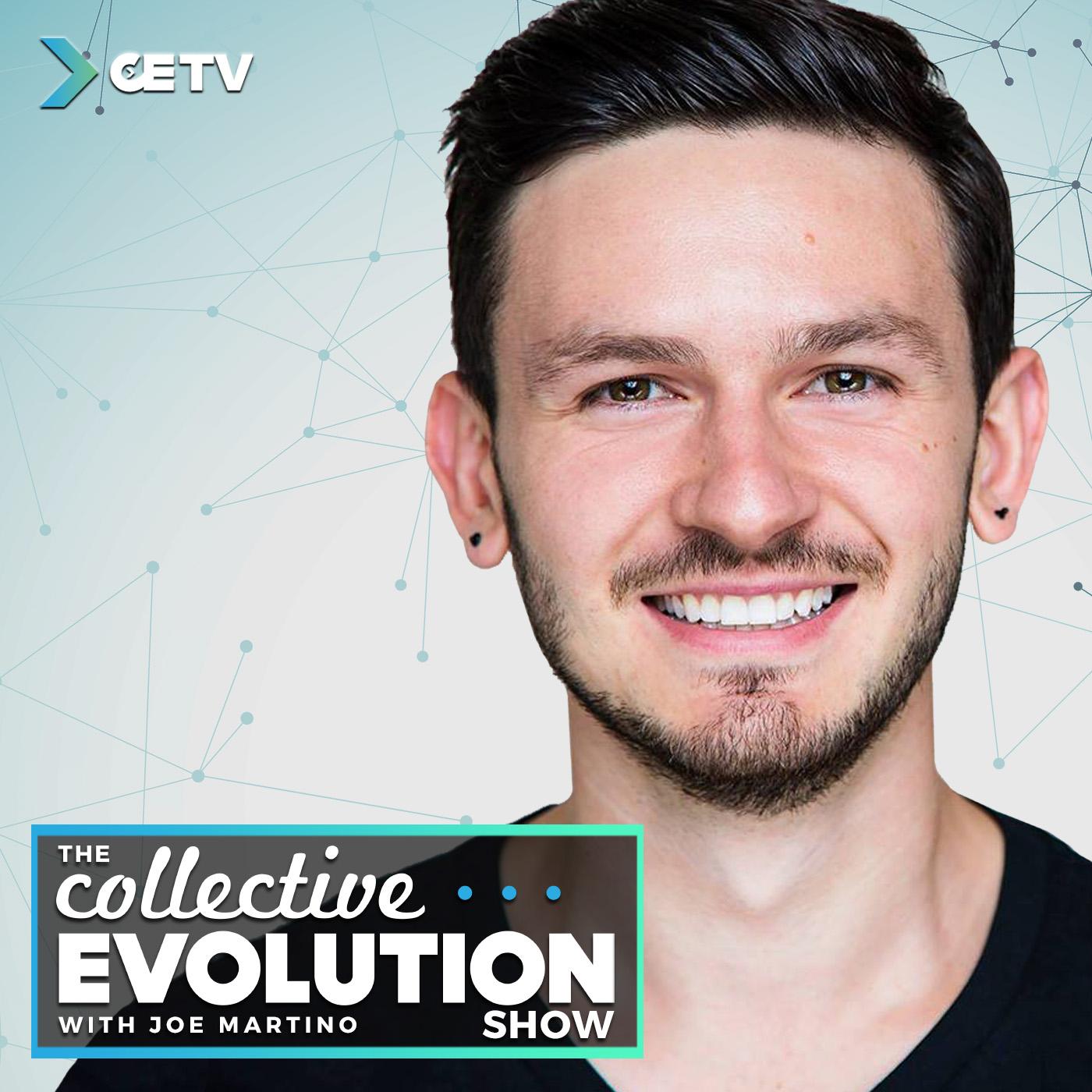 The Collective Evolution Show - With Joe Martino show art