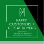 Artwork for Throwback Episode - Episode 10 - Happy Customers = Repeat Buyers