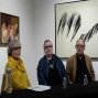 Artwork for Artist Talk: Abstract Expressionism and Segue Into The 1960s with Una Dora Copley, Scott Jeffries and Kathryn M Davis of ArtBeat Santa Fe