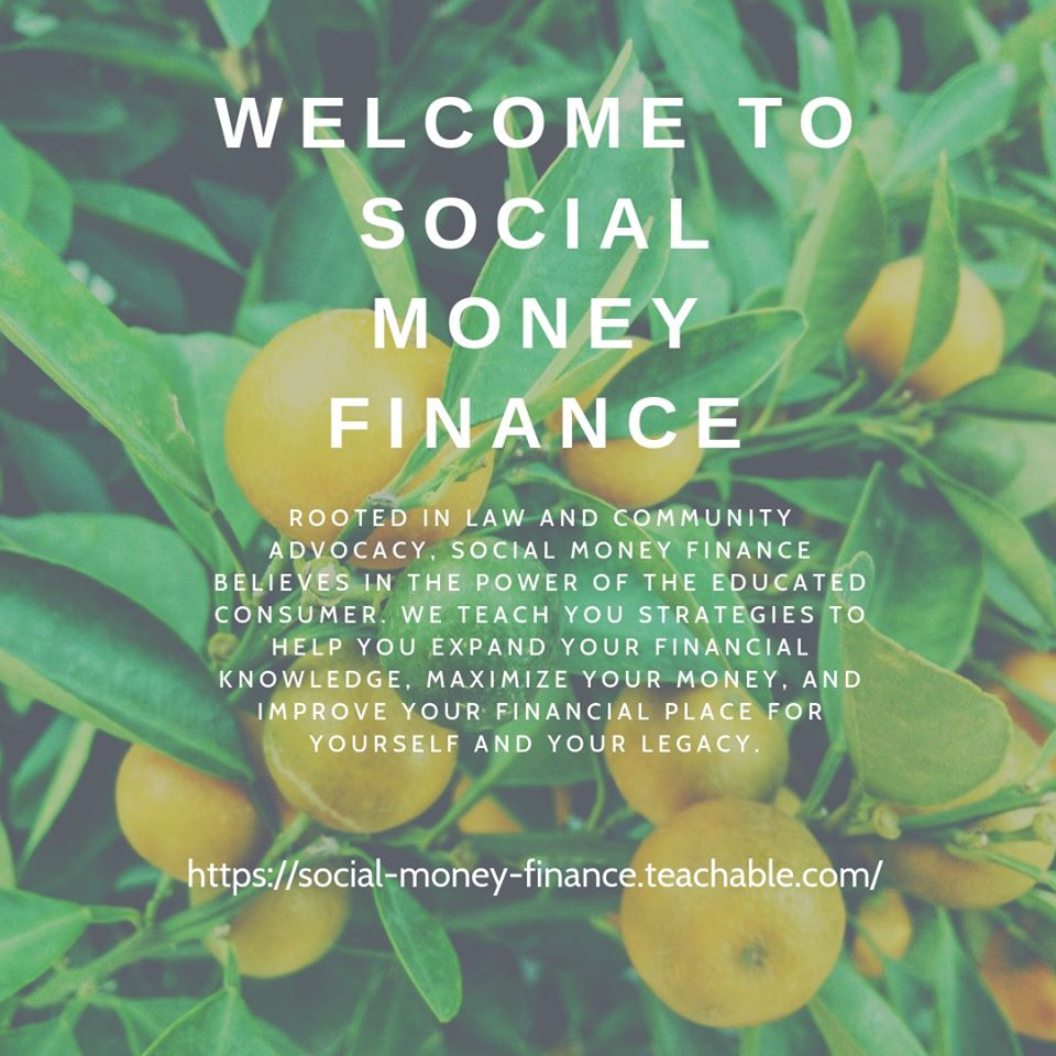 Social Money Finance