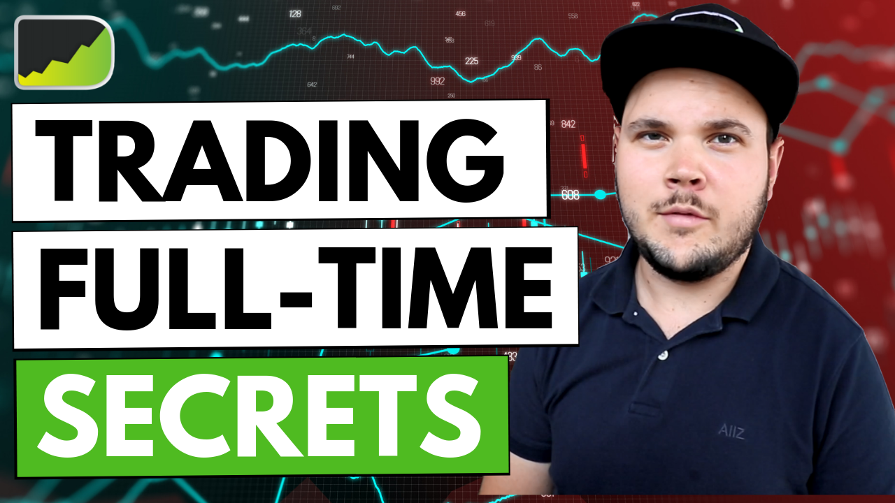 Full-Time Forex Trader Q&A