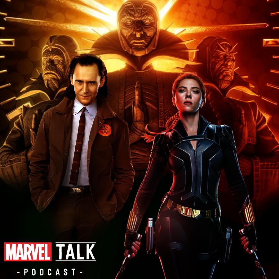 Black Widow and Loki Season Finale