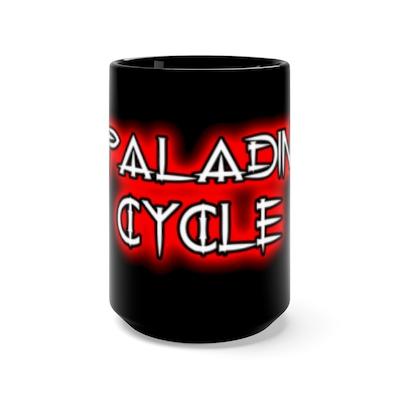 Paladin Cycle 15 oz Mug