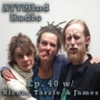 Artwork for Pathways Through The Darkness: Psychedelics & Trauma -PART 1- w/ Nicole, Tarzie, & James ~ Ep 40