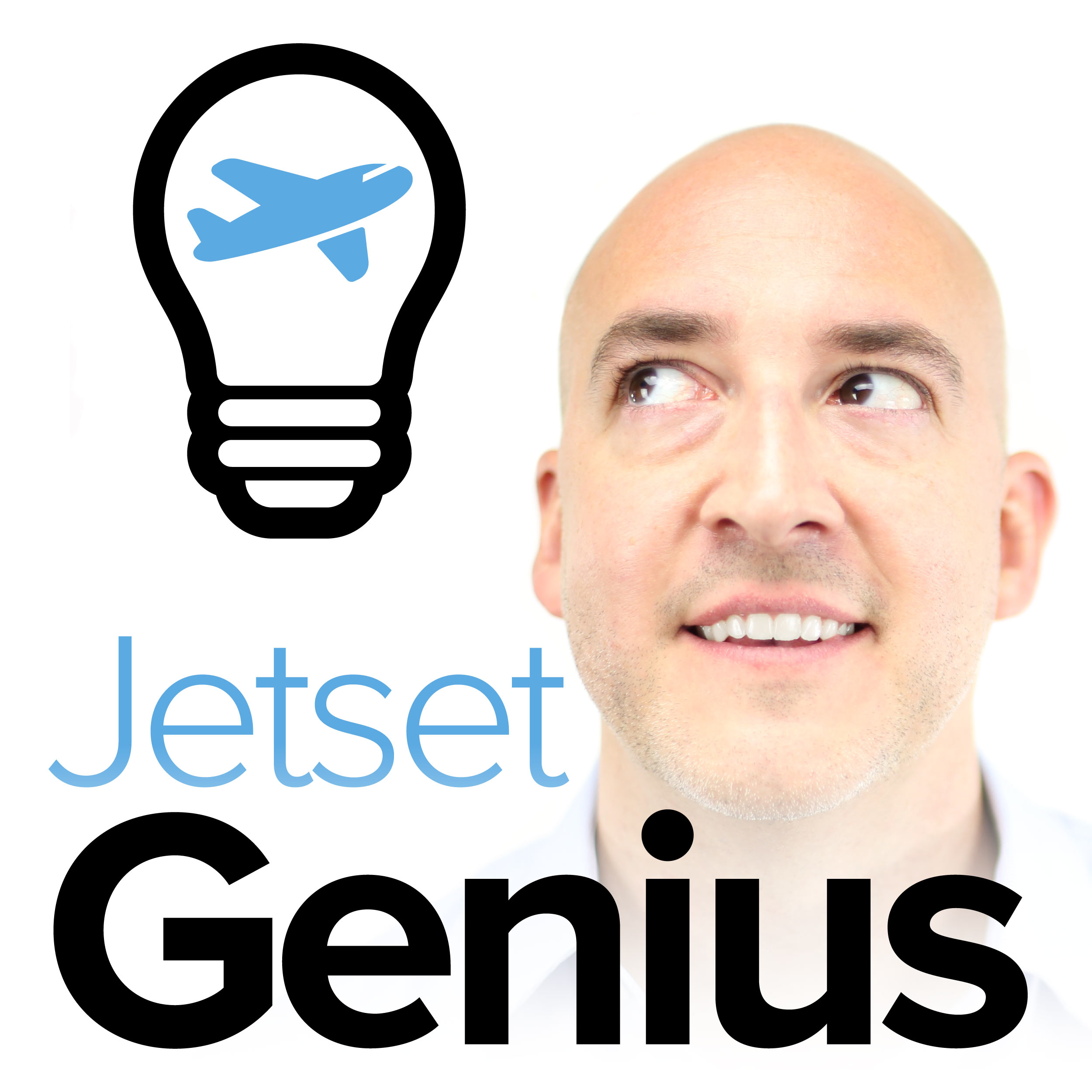 Jetset Genius: Travel Tips for Business Travelers, Frequent Fliers and Road Warriors show art