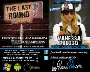 TLR #28 - Vanessa Rousso - Poker - Big Brother