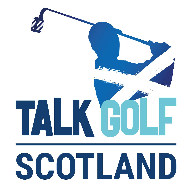 Talk Golf Scotland show art