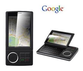 ¿Reciben pistas sobre un Googlephone en una encuesta?