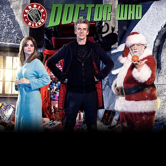 TARDISblend 85: Last Christmas