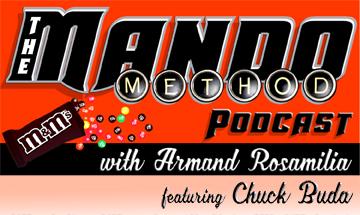 The Mando Method Podcast: Episode 260 - Chuck's Mailbag #8 2021 show art