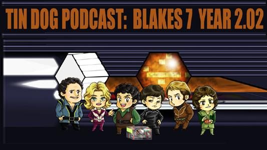 TDP 596: Summer of Blakes7 2.02 - Shadow
