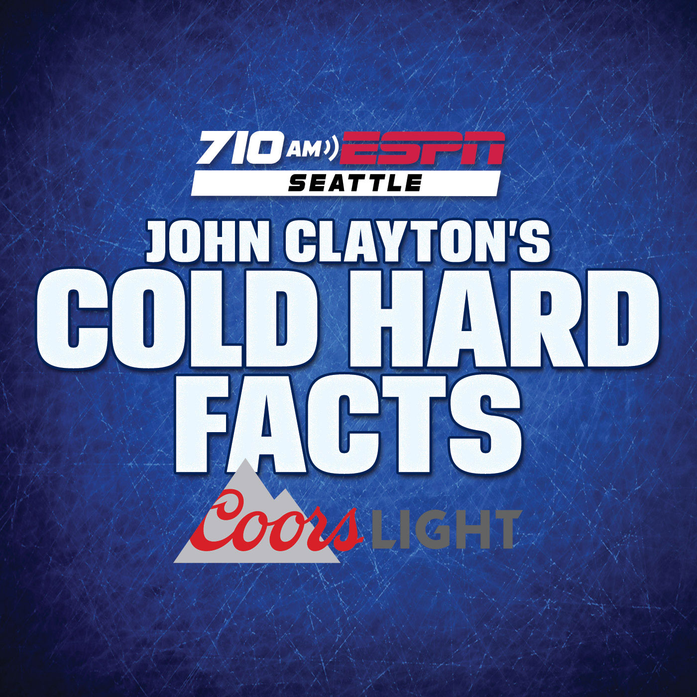 John Clayton's Cold Hard Facts show art