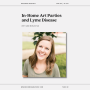 Artwork for In-Home Art Parties and Lyme Disease with Andi Moklestad   Ep 012