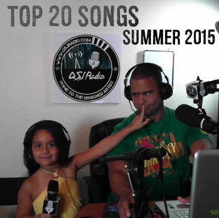 Artwork for 8.25.2015 | QSJ Radio's Top Songs of the Summer (Unsigned Artist)