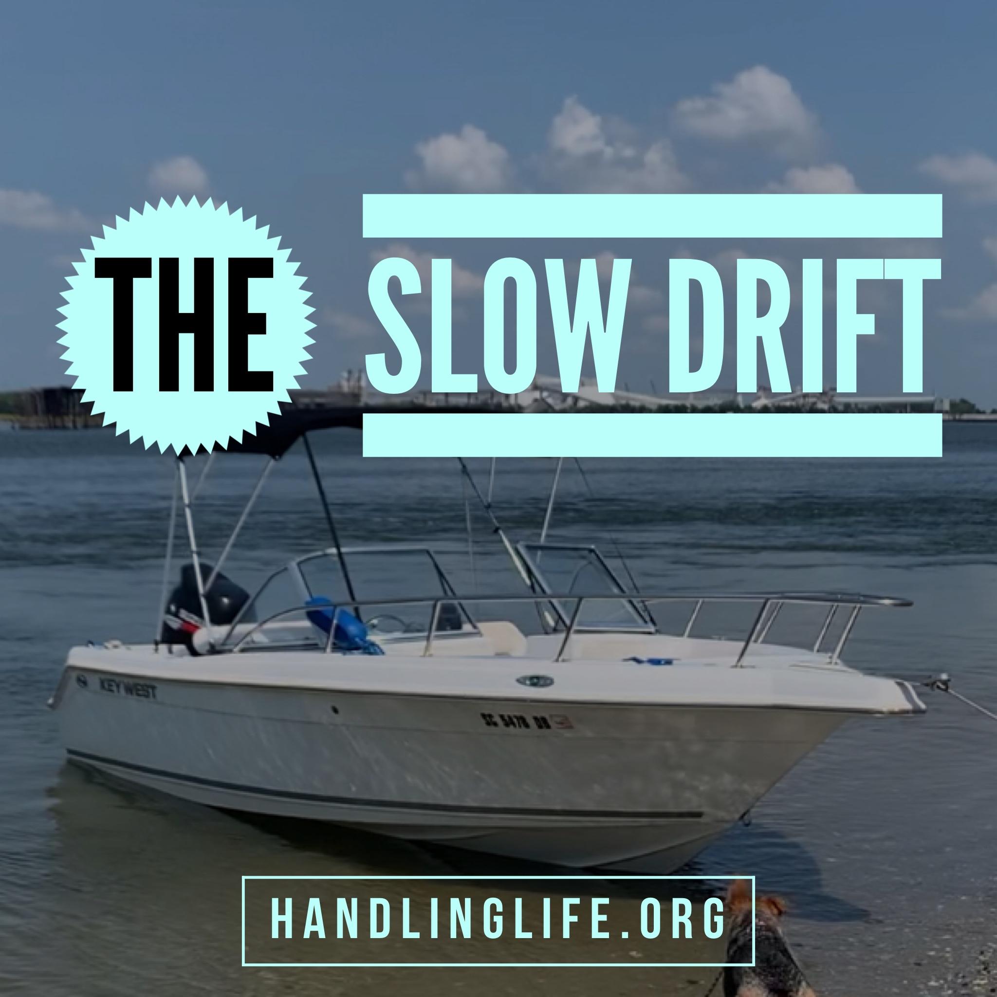 Artwork for The Slow Drift