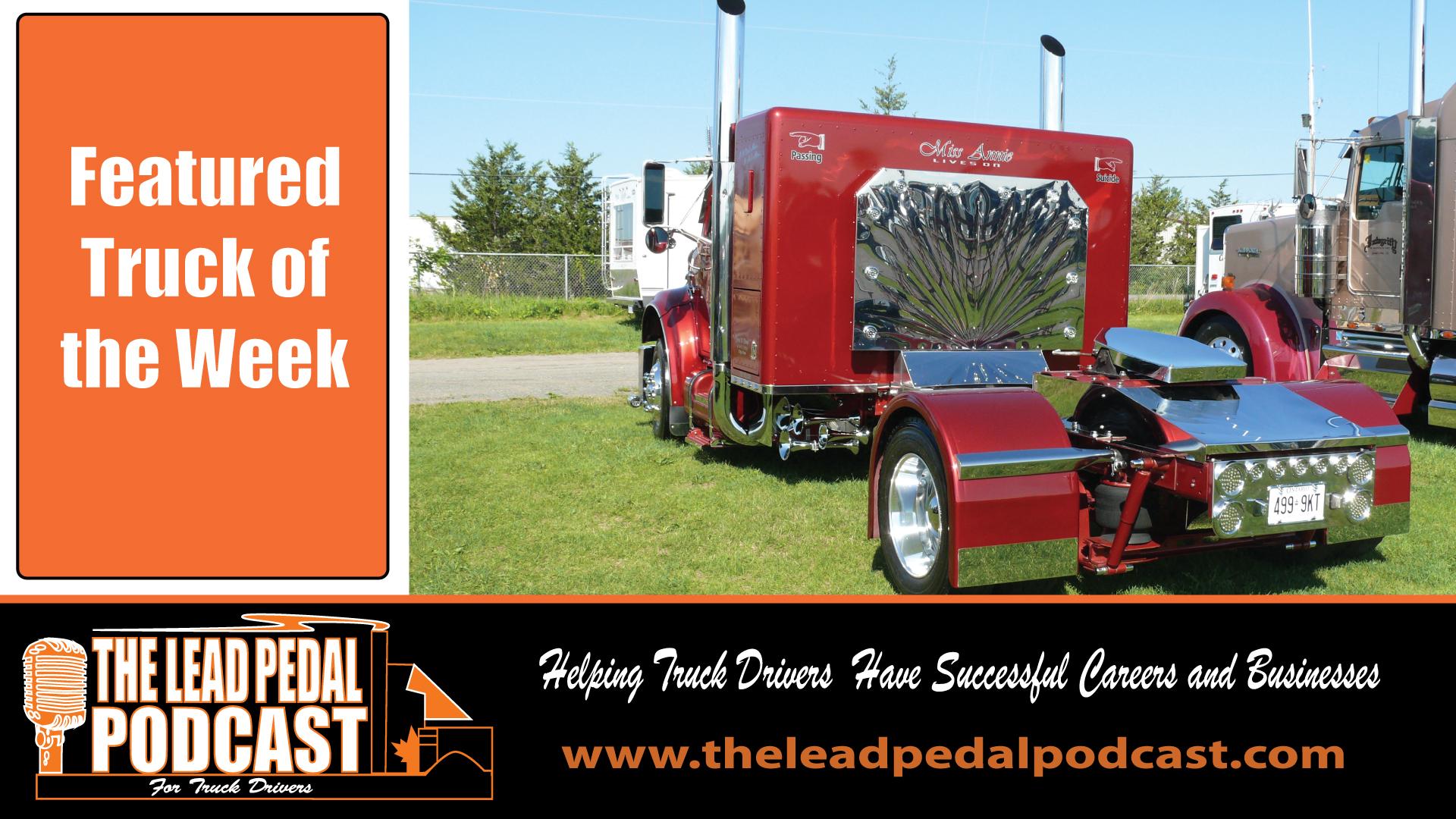 LP654 Featured Truck of the Week - Miss Annie-International Truck