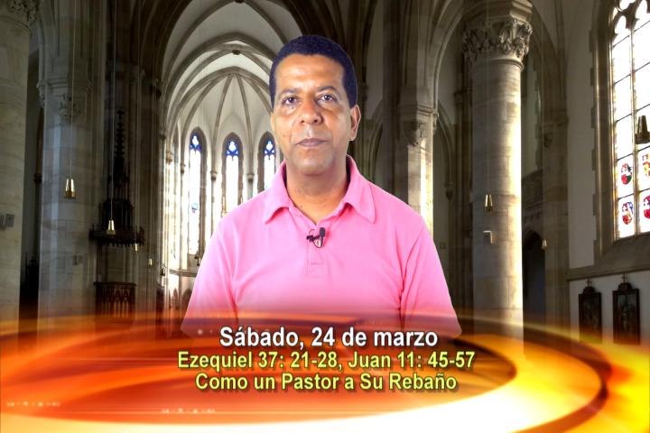 Artwork for Dios te Habla con Oscar Arlés Soto Varona; Tema el hoy:  El Señor Cuidará a su Pueblo Como un Pastor a su Rebaño