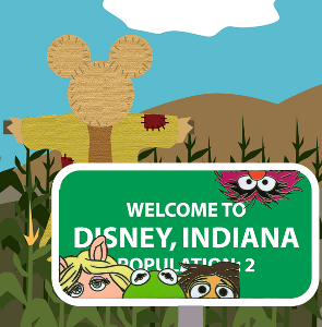 Disney, Indiana - Episode 088 - The Muppets Take Disneyland