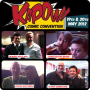 Artwork for Episode 404 - Kapow Comic Con w/ Mark Millar, Jonathan Ross, John McCrea, Gary Erskine and more!
