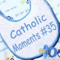 Catholic Moments #35 - Lenten Kid-Cast