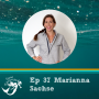 "Artwork for 37: Finding purpose after a molar pregnancy & loss of a parent. Marianna Sachse of ""Jackalo"" Clothing"