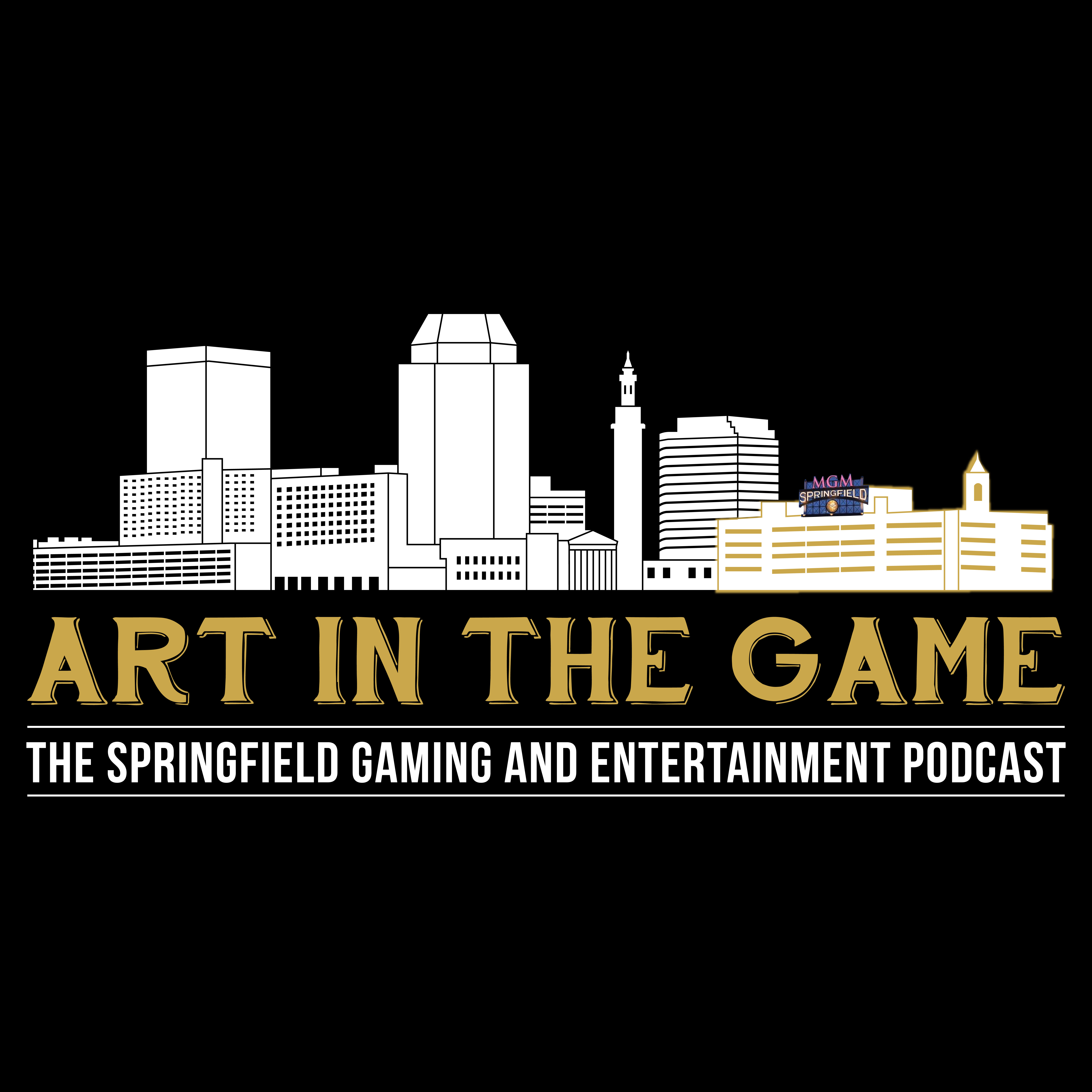 Art in the Game show art