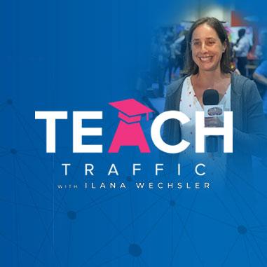 Teach Traffic show art