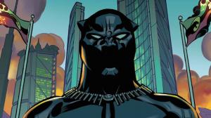 Tony Patrick reads BLACK PANTHER #1 (2016)