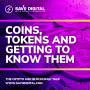 Artwork for Coins, Tokens and Getting to Know Them PART 1 #6 Bitcoin, Ethereum, Ripple, Bitcoin Cash, Cardano, Litecoin