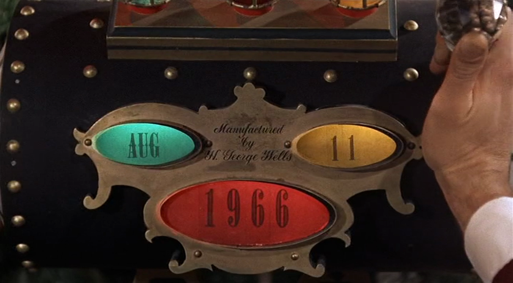 The Time Machine (1960) and Time After Time (1979)