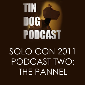 TDP 160: Solo Con Day 2 - Podcasting