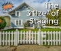 """Artwork for Episode 083 - The 3 """"Ize"""" of Staging"""