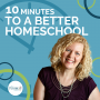 Artwork for HSP 009 Kendra Fletcher_ Homeschooling and the Introvert Mom