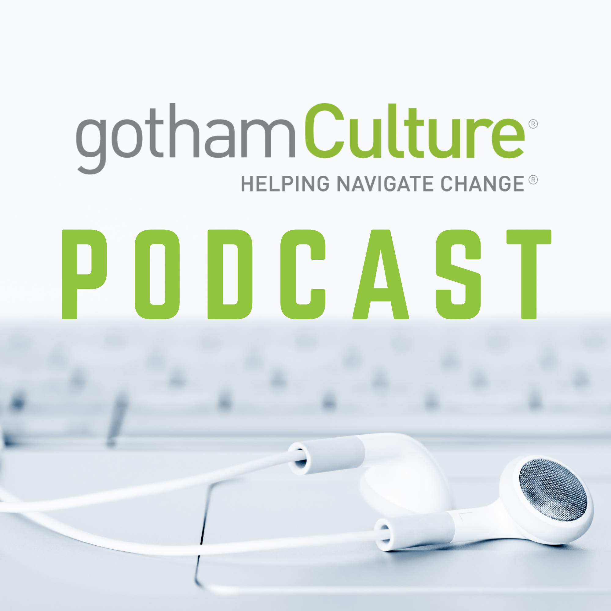 The gothamCulture Podcast show art