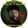 Artwork for The Skeptic Zone #391 - 17.April.2016
