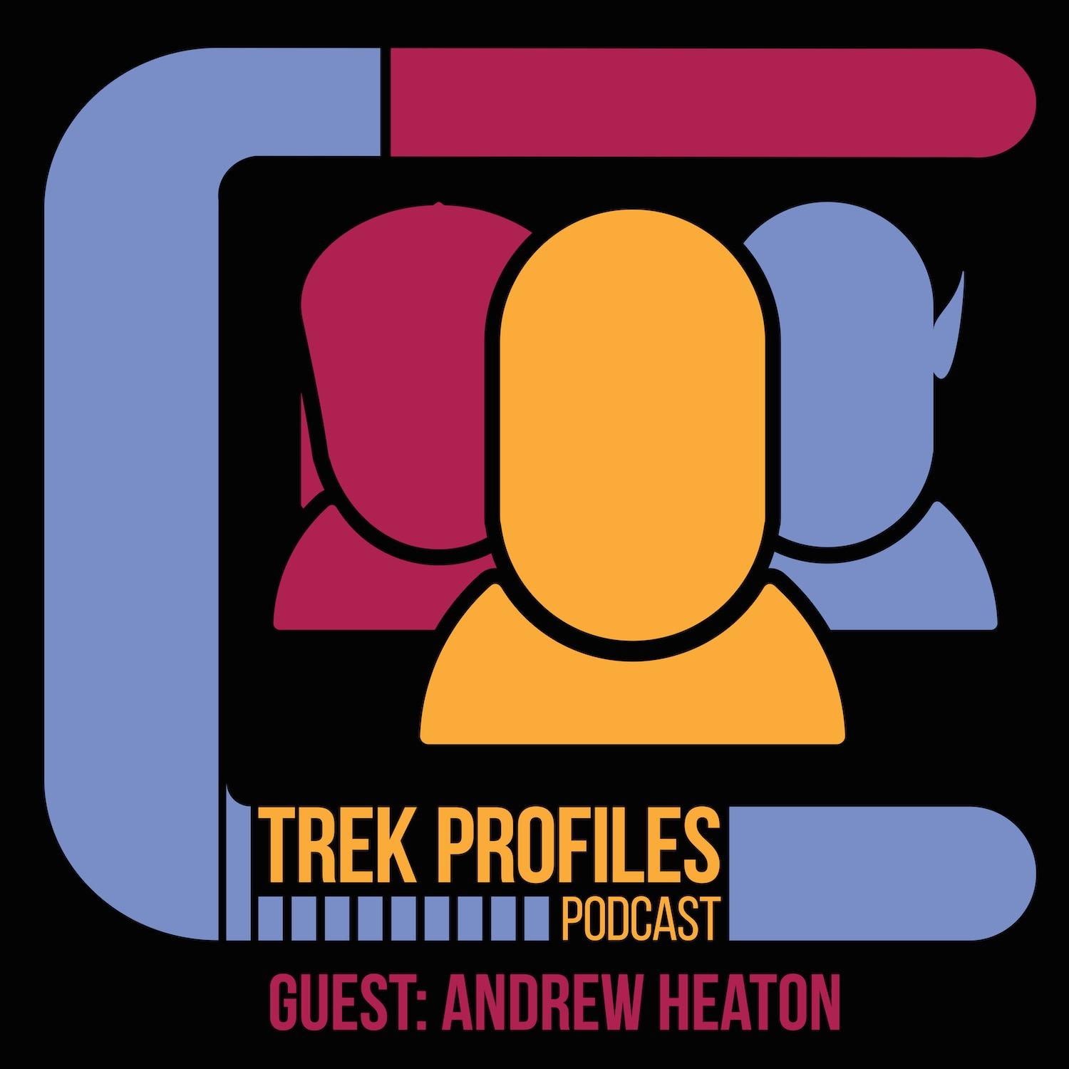 TrekProfiles #24: Andrew Heaton