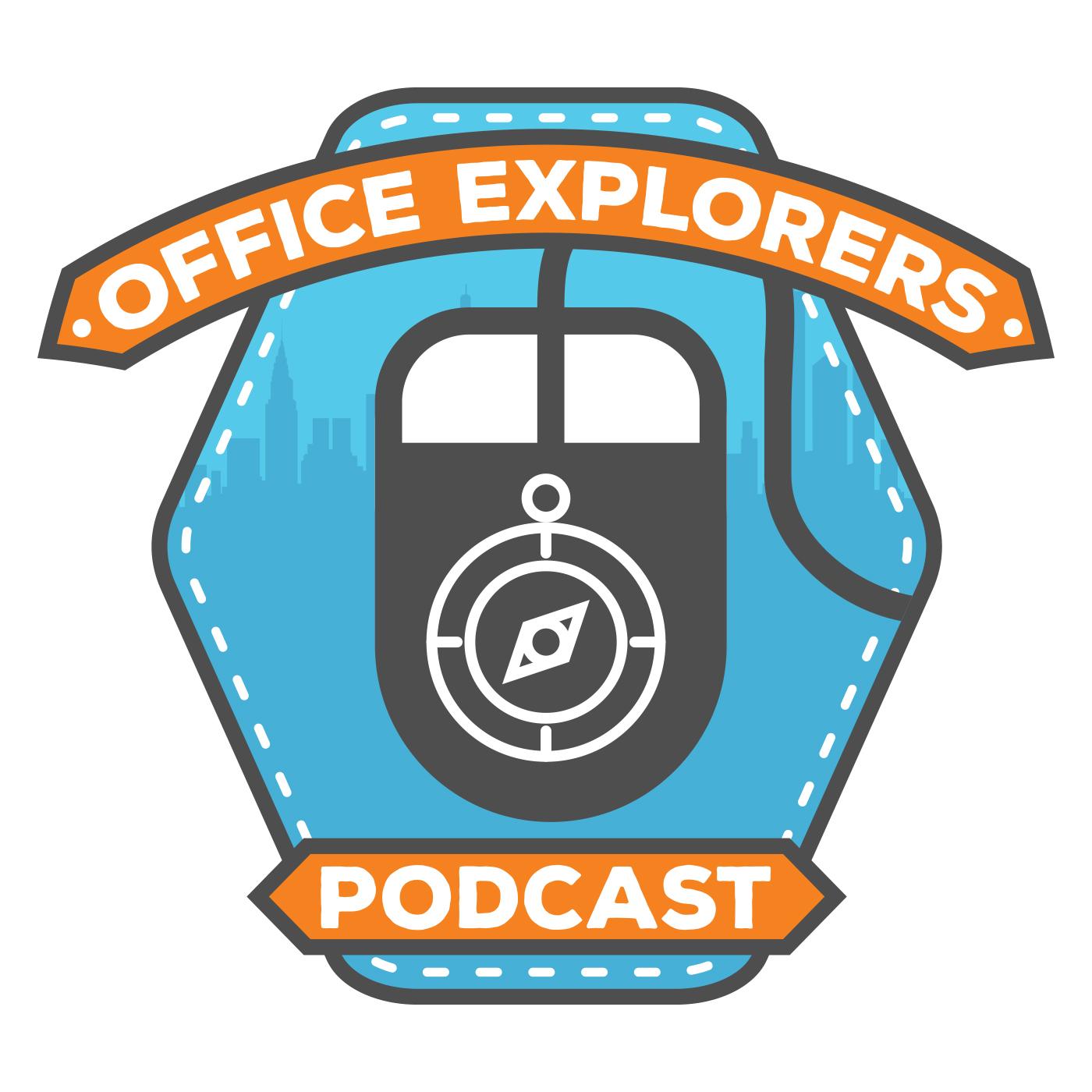 Office Explorers show art