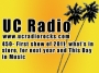 Artwork for 450 - UC Radio - First show of 2011, a new congress and my thoughts, great tunes, and This Day in Music.