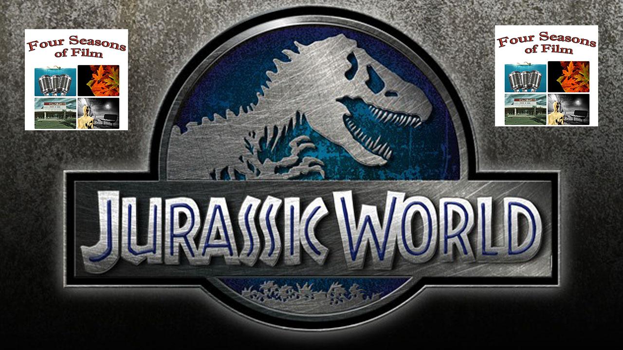 Artwork for Episode 9.05 - Jurassic World