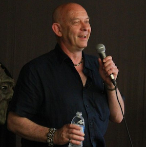Doug Bradley, best known as Pinhead in the Hellraiser Films