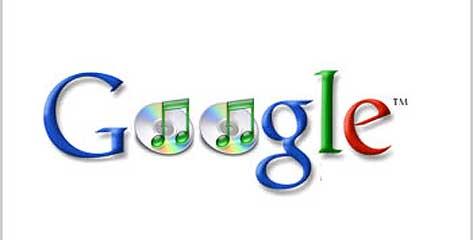 El buscador de musica de Google