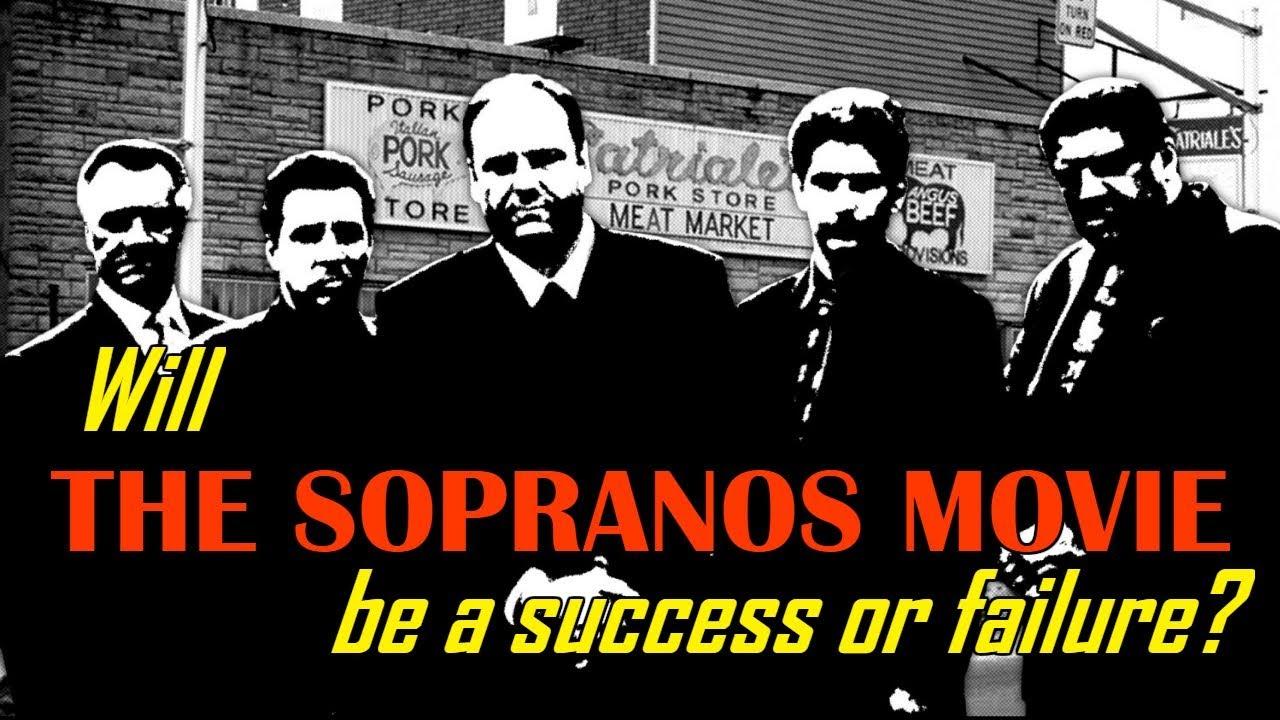 Will The Many Saints of Newark Be Good?   The Sopranos Movie
